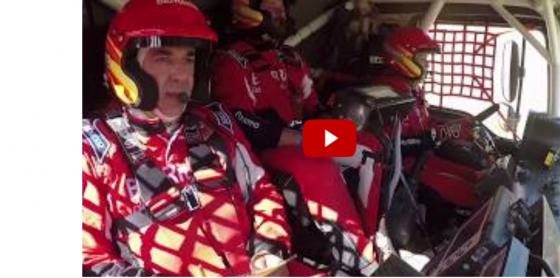 Rallye Oilibya du Maroc – 3 etapa