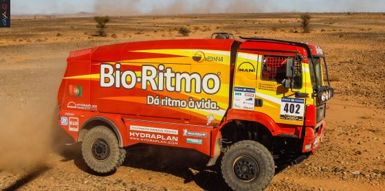 Elisabete Jacinto follows to Dakar out of the race