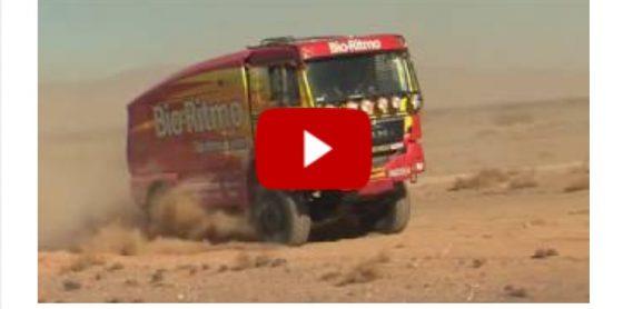 Africa Eco Race 2018 – Chegada a Dakar