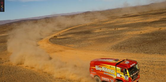 Elisabete Jacinto compete no  Morocco Desert Challenge