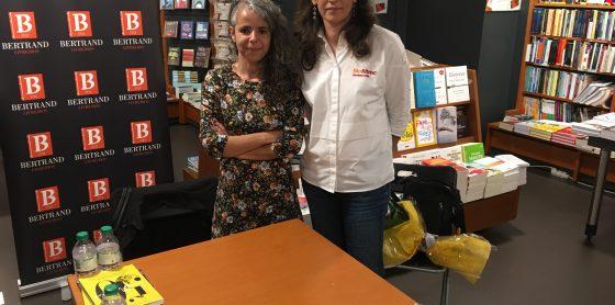 """(Português) Elisabete Jacinto fala """"Sem Medo dos 50"""" anos em apresentação de"""