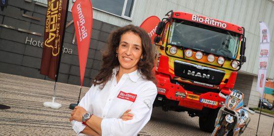 Elisabete Jacinto vai cumprir o seu décimo Africa Race