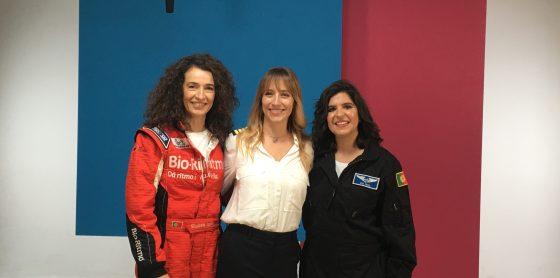 Elisabete Jacinto inspires Portuguese women